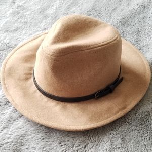 Old Navy Tan Floppy Boho Hat S/M